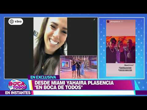 "Yahaira Plasencia: Daddy Yankee Me Dijo Tú Eres La ""dura"" De Perú"