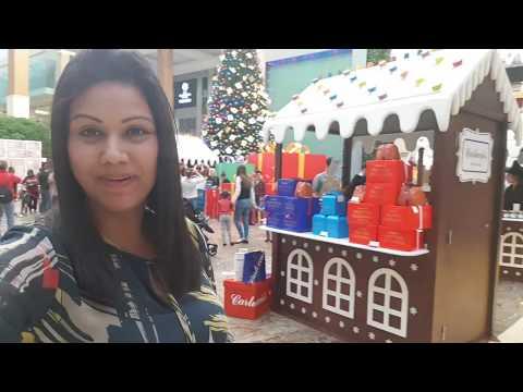 Christmas Market fun in Yas mall abu dhabi | Mamta Sachdeva |Cabin Crew |Abu dhabi things to do |