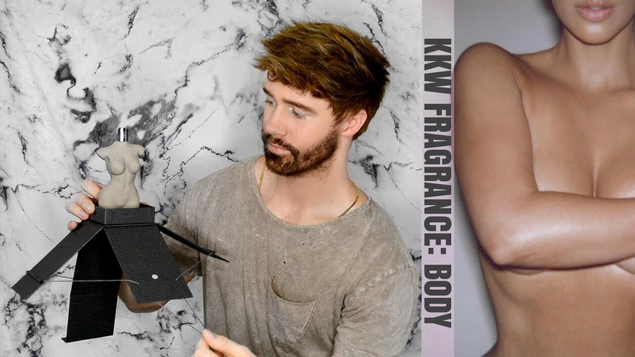 Kkw Fragrance Review >> KKW FRAGRANCE: BODY | Unboxing/Review - YouTube
