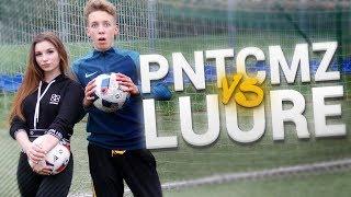 PNTCMZ Football VS Luure | Kobieta i piłka nożna :D