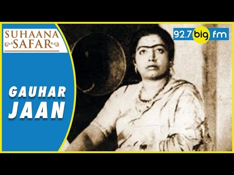 Why GAUHAR JAAN is fined by BRITISH Governer ?