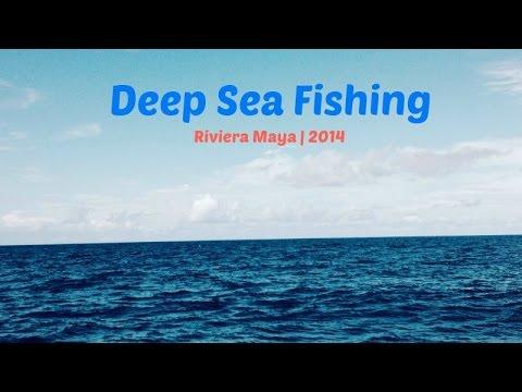 Deep Sea Fishing | Riviera Maya | 2014