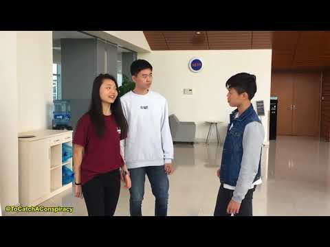 To Catch a Conspiracy⁄Shanghai American School Pudong Campus⁄SH⁄Fiction