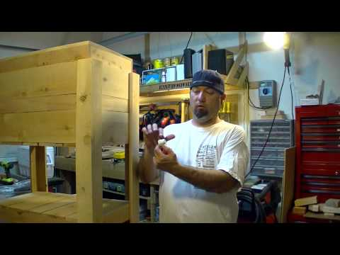 Building Ice Chest Cooler boxes and a new way to do the plumbing!