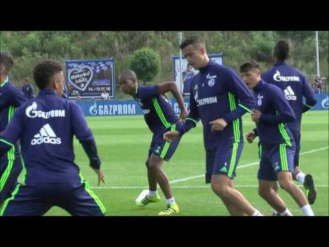 FC Schalke 04 Training 13.08.2016