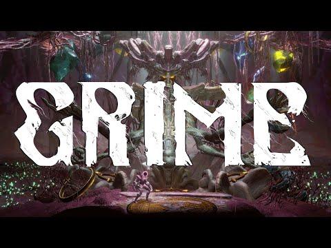 """GRIME é """"Soulslike Metroidvania"""""""