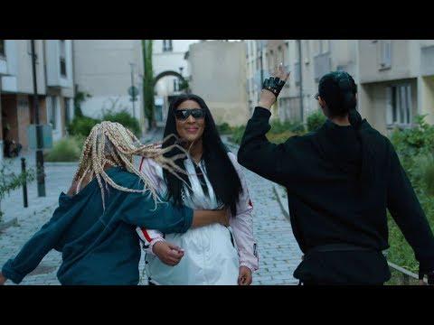 Amy - Va là-bas feat. Lyna Mahyem & Lylah (Clip officiel)