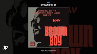Nav Athlete Brown Boy EP.mp3