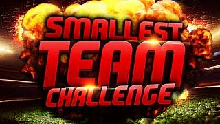 FIFA 15 | SMALLEST TEAM CHALLENGE RAGE Thumbnail