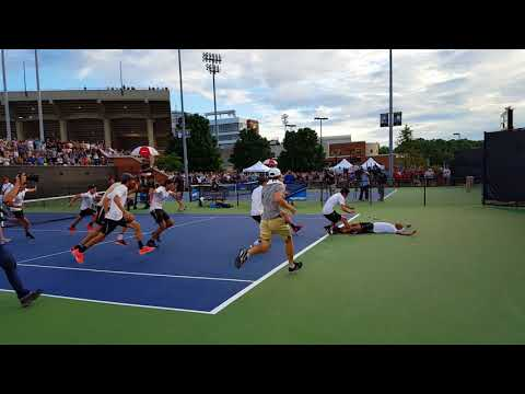 Wake Forest Wins 2018 NCAA Division I Men's National Championship