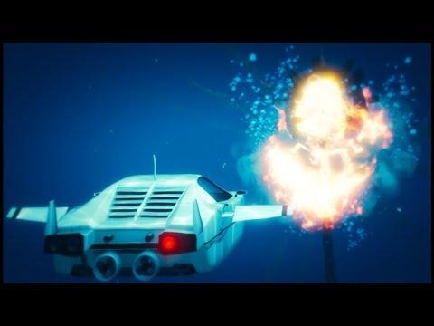 "GTA 5 Online - NEW ""STROMBERG"" Submarine Car DLC GAMEPLAY & CUSTOMIZATION! (GTA 5 DOOMSDAY HEIST)"