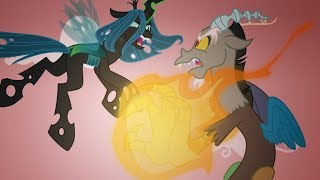 MLP FiM: Daughter of Discord-Episode 8 [The Final Battle]
