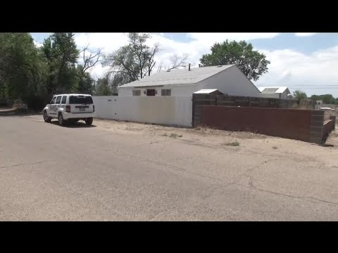 Apparent gang graffiti sprayed on elementary school in Pueblo County