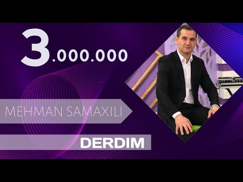 Mehman Samaxili - Derdim (Fon musiqisi) #SoloMusic