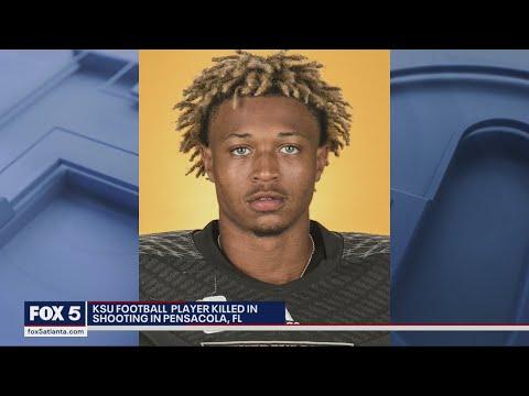 KSU Backup Quarterback Shot To Death In Pensacola Florida