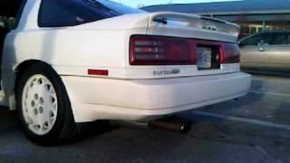 MK3 Supra Turbo Exhaust
