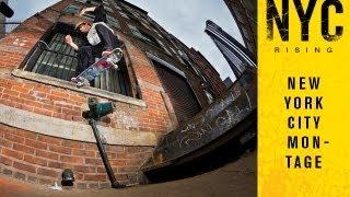 NYC Rising Montage - TransWorld SKATEboarding