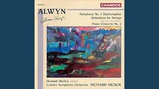 """Symphony No. 5, """"Hydriotaphia"""": I. Moderato - Allegro ma non troppo —"""