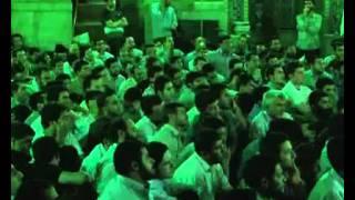 شب5 ماه رمضان 1390 مسجد ارک - قسمت اول ║ حاج منصور ارضی