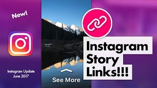 How to Add Links in Instagram Story