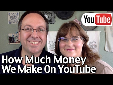 How Much Money Do We Make On YouTube?
