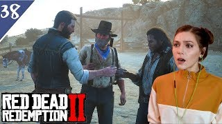 Don't Mess With Uncle!   Red Dead Redemption 2 Pt. 38   Marz Plays