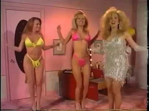 USA UP ALL NIGHT 93 17  Rhonda Shear Believe it or NOT