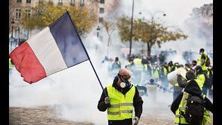 The Guardian (Великобритания): «желтые жилеты». Полиция применила слезоточивый газ для разгона проте