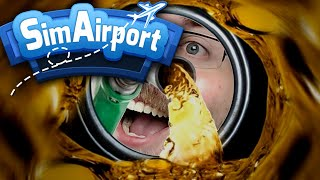 Benzin 🎮 SimAirport #28