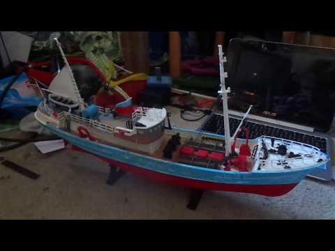 north atlantic fishing trawler