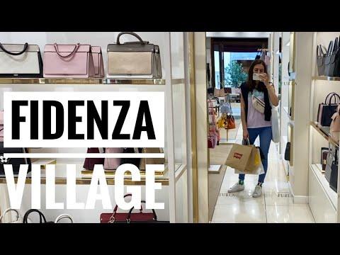 Шоппинг в Италии в аутлете Fidenza Village 2019, Парма - бренды, цены, как добраться