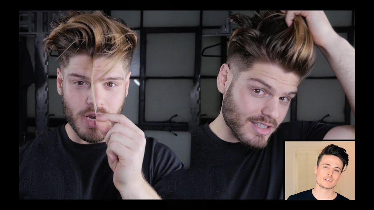Mens hair transformation long hair to faded undercut ft anthony mens hair transformation long hair to faded undercut ft anthony deluca youtube urmus Choice Image