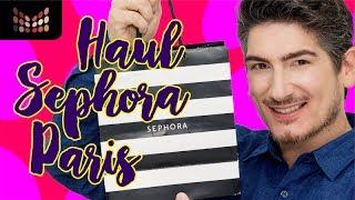 Sephora - Paris - Haul de Compras de maquillaje - Kiko Milano