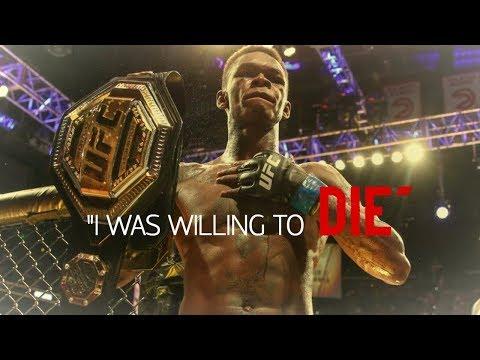 """I Was Willing To DIE"" - Israel Adesanya's 5th Round Domination of Kelvin Gateluem"