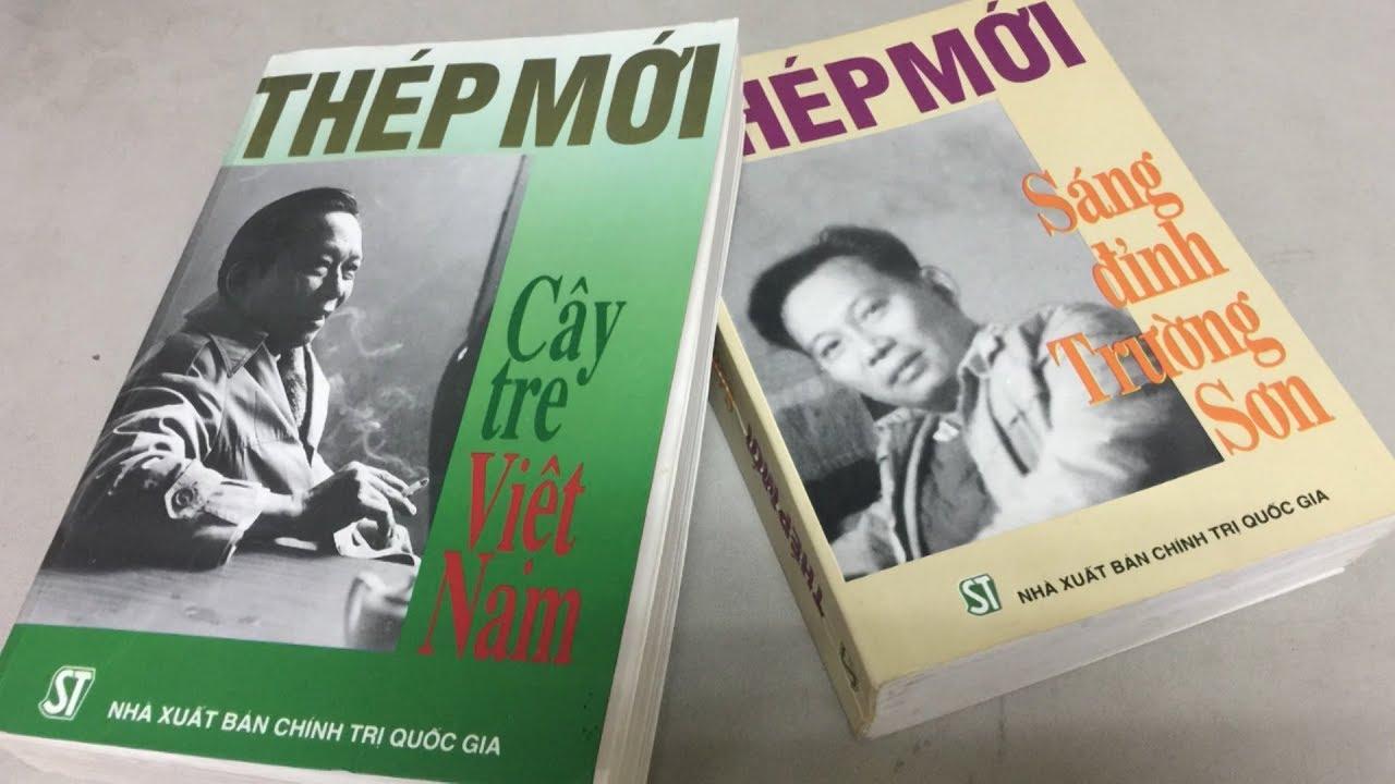 Tác giả – Tác phẩm: Thép Mới – Nhà báo Cách Mạng xuất sắc