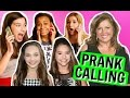 PRANK CALLING Abby Lee Miller & Mackenzie Ziegler!!!