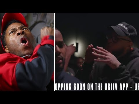 JOHN JOHN DA DON Goes The F@$% OFF!!! Vs JERRY WESS!! SMACK #URLTVAPP CLASSIC BATTLE! REACTIONS