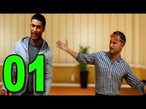 Madden 18: Longshot Story Mode - Part 1 - THE BEGINNING!