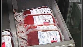Las dificultades para conseguir a un donante de sangre RH negativo