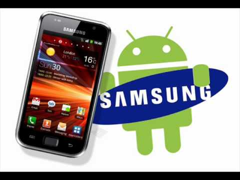 Samsung Android Ringtones - Steppin' out