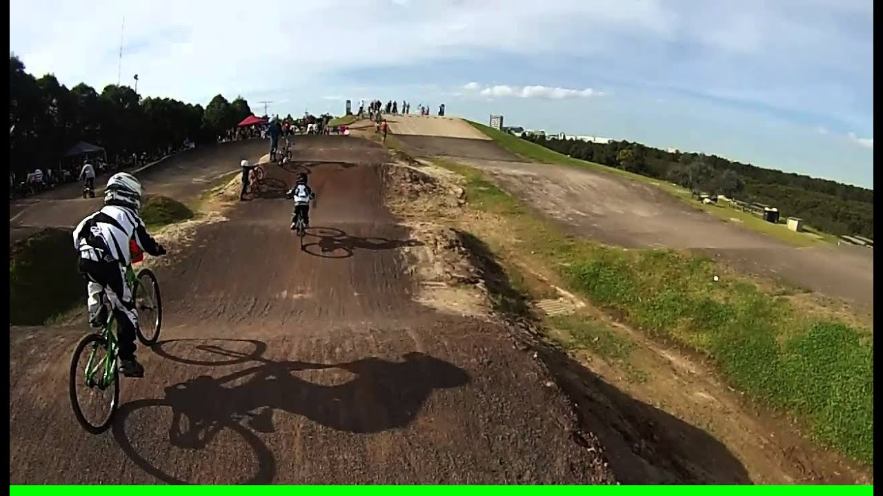 Homebush Bay Bmx Track