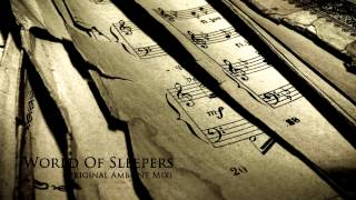 Deejay RT - World Of Sleepers (Original Ambient Mix)