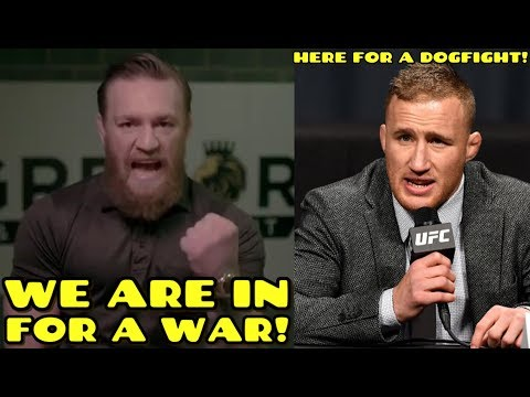"""""""conor-prefers-a-shootout-&-gaethje-likes-a-dogfight"""",-conor-issues-statement-over-virus"""