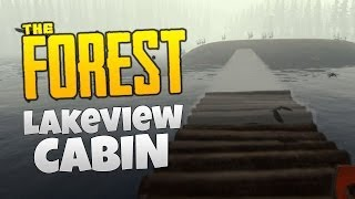 The Forest - Lakeview Cabin #6 - Bridge Building!