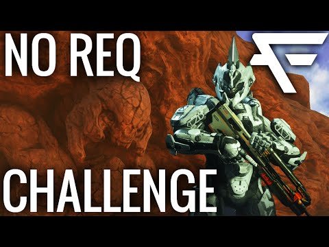 No REQ Challenge! Warzone Firefight - Attack on Sanctum