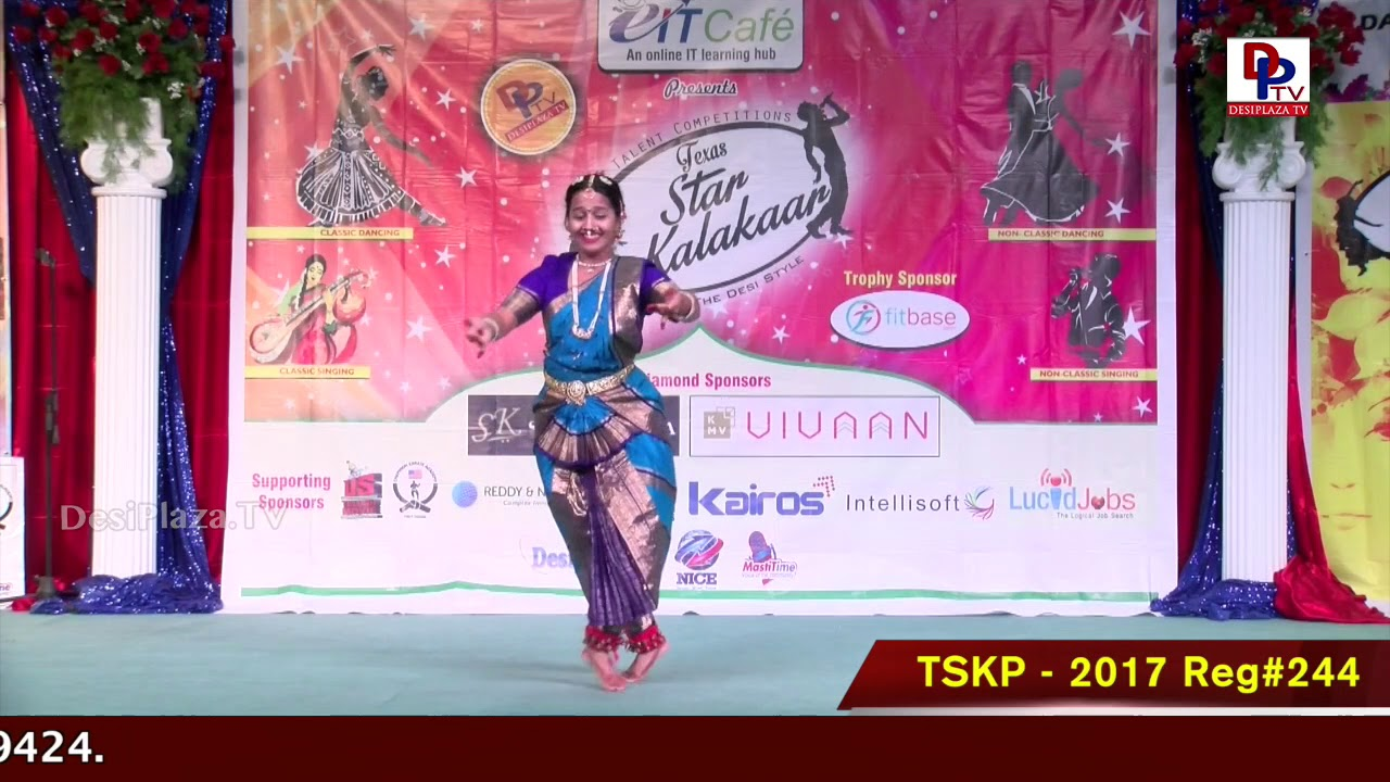 Finals Performance - Reg# TSK2017P244 - Texas Star Kalakaar 2017
