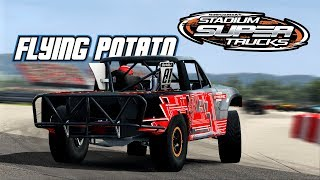 Automobilista: The Flying Potato (Stadium Super Trucks @ Mendig Flugplatz)
