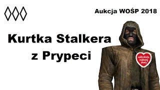 Kurtka stalkera z Prypeci aukcja WOŚP 2018