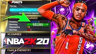 FASTEST SHOOTING BADGE METHOD IN NBA 2K20! HOW TO GET YOUR SHOOTING BADGES IN 1 DAY!