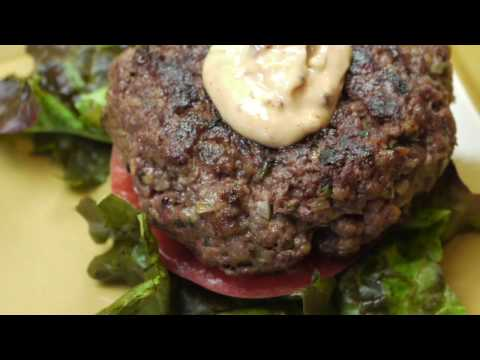 The Beast-How To Make Paleo Steak Burgers